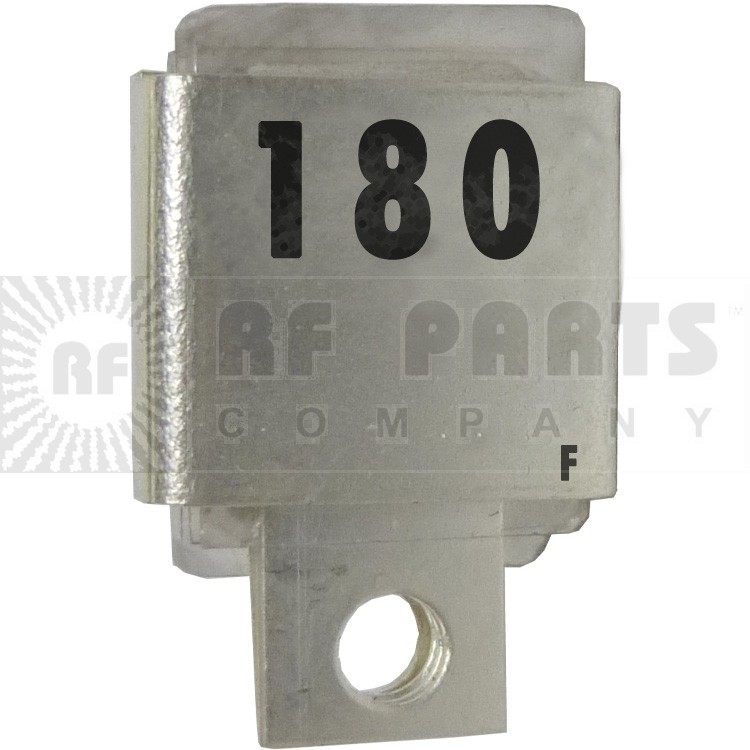 J101-180-F  Metal Cased Mica Capacitor, 180pf