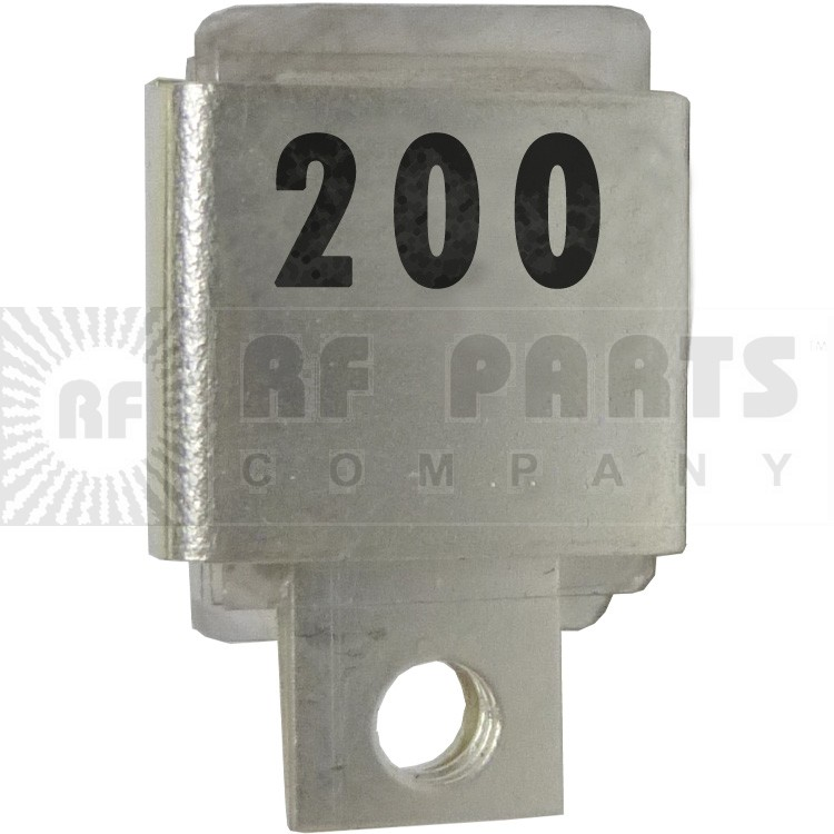 J101-200  Metal Cased Mica Capacitor, 200pf