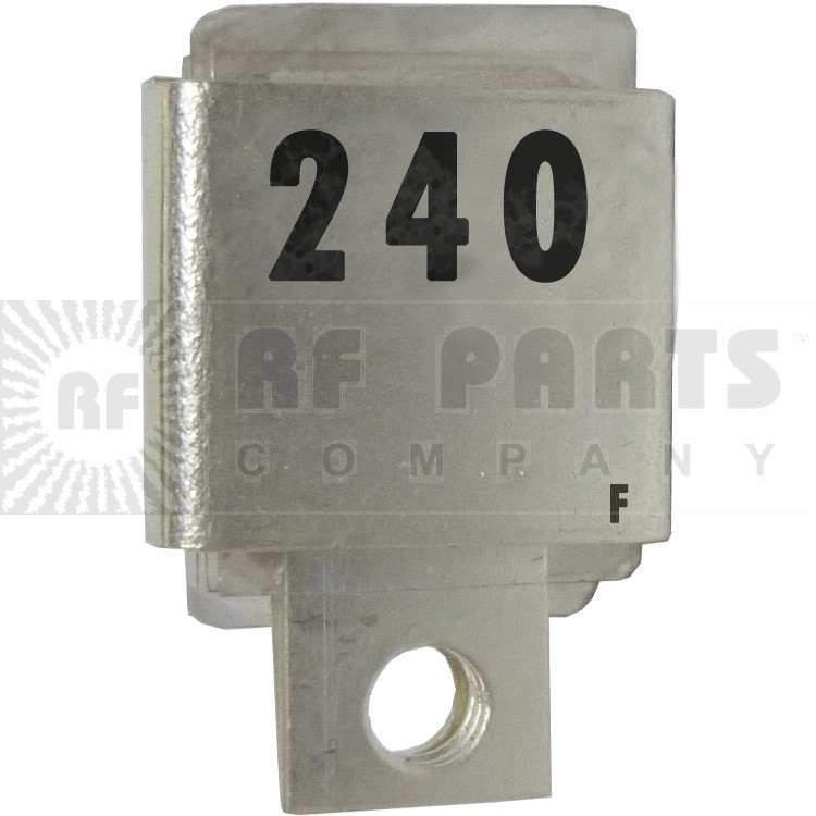 J101-240F Metal Cased Mica Capacitor, 240pf