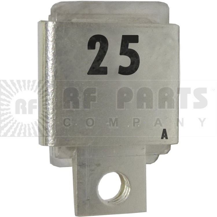 J101-25A Metal Cased Mica Capacitor, 25pf