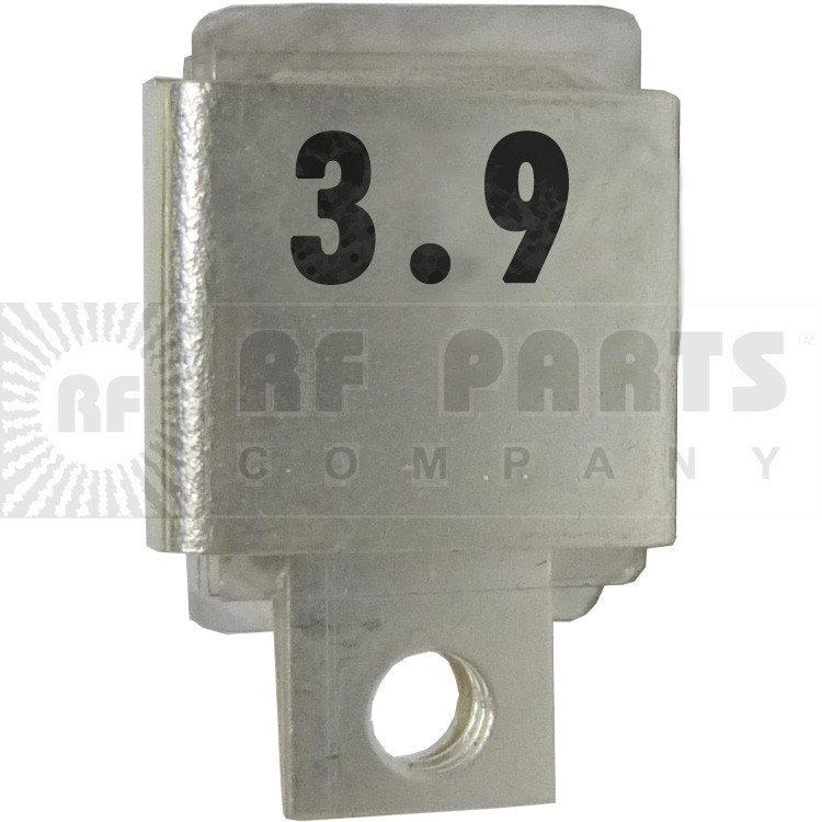 J101-3.9 Metal Cased Mica Capacitor, 3.9pf