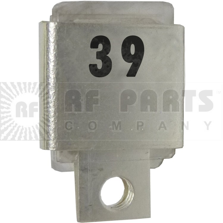 J101-39  Metal Cased Mica Capacitor, 39pf