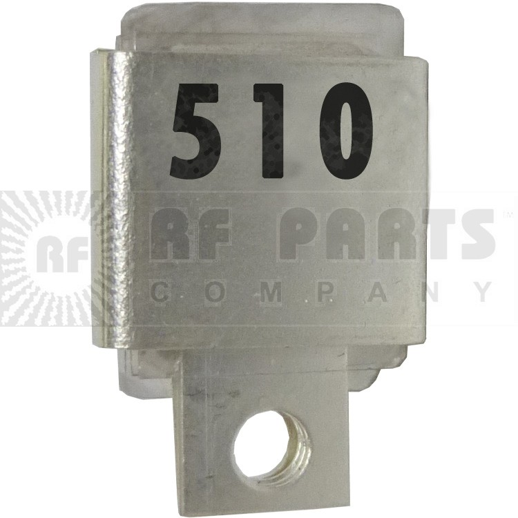J101-510  Metal Cased Mica Capacitor, 510pf