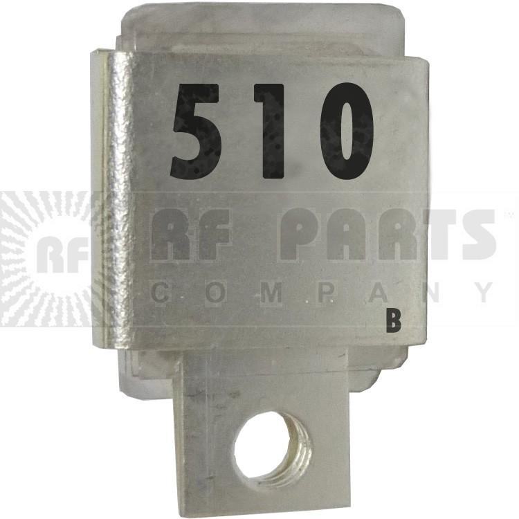 J101-510B  Metal Cased Mica Capacitor, 510pf