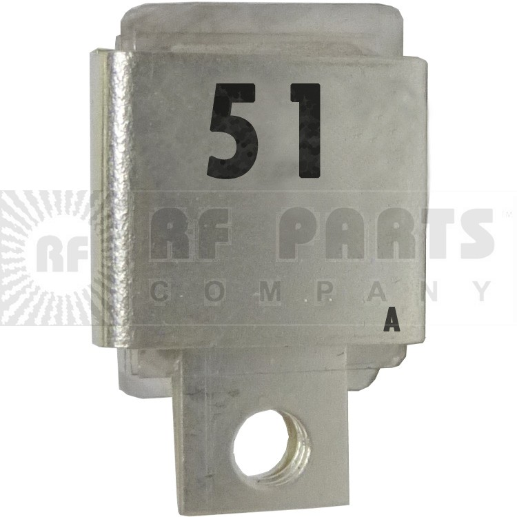 J101-51A  Metal Cased Mica Capacitor, 51pf