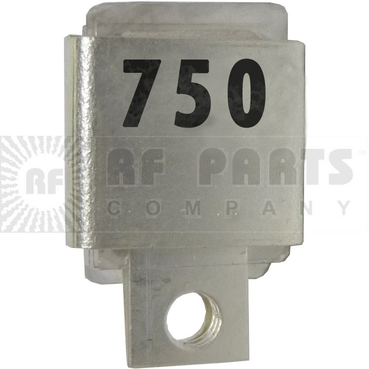 J101-750  Metal Cased Mica Capacitor, 750pf