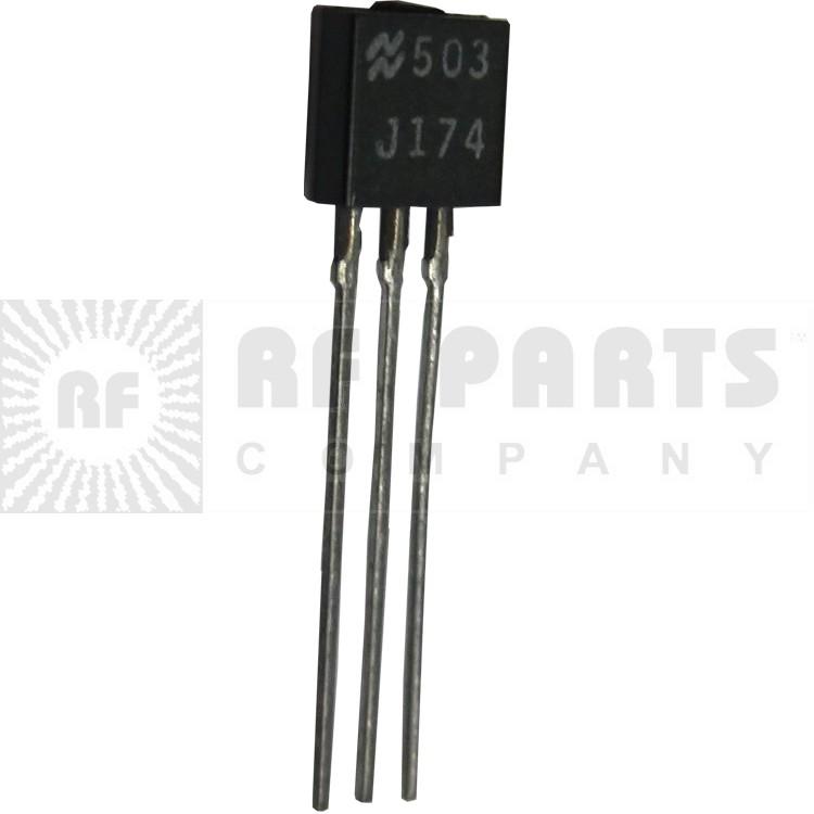 J174 Transistor, JFET