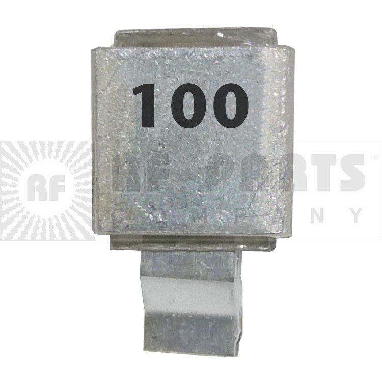 J602-100 Metal Cased Mica Capacitor,100pf
