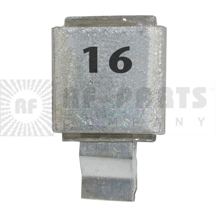 J602-16 Capacitor 16pf unelco