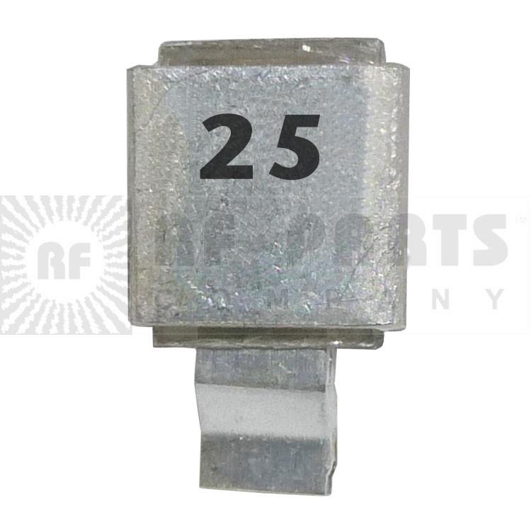 J602-25 Capacitor 25 pf unelco