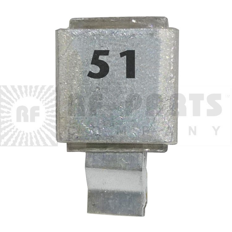 J602-51 Capacitor 51pf unelco