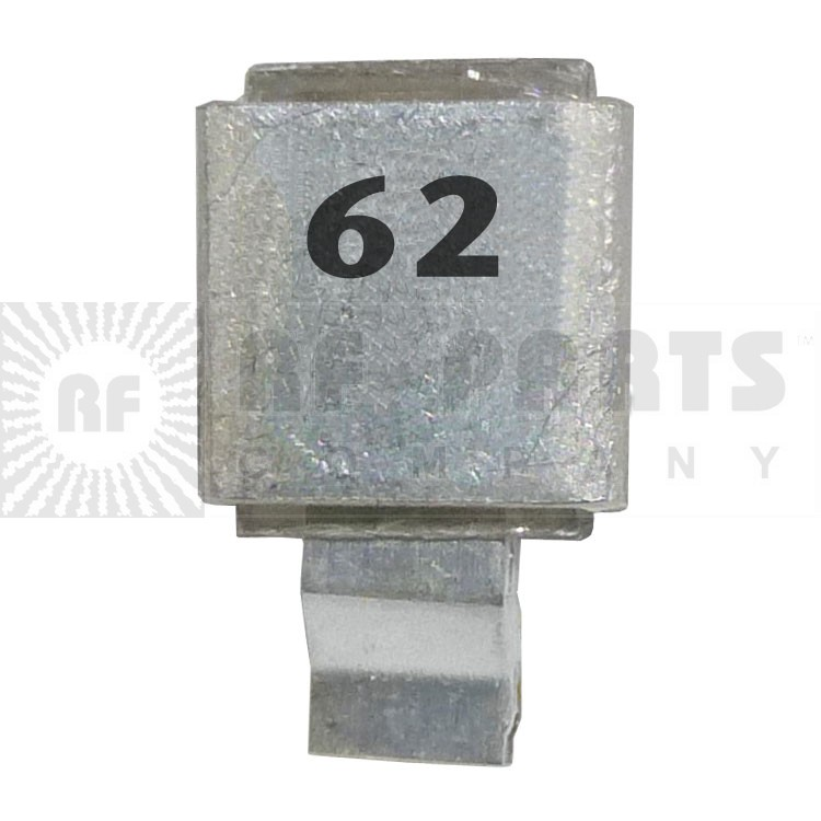 J602-62 Capacitor 62pf unelco