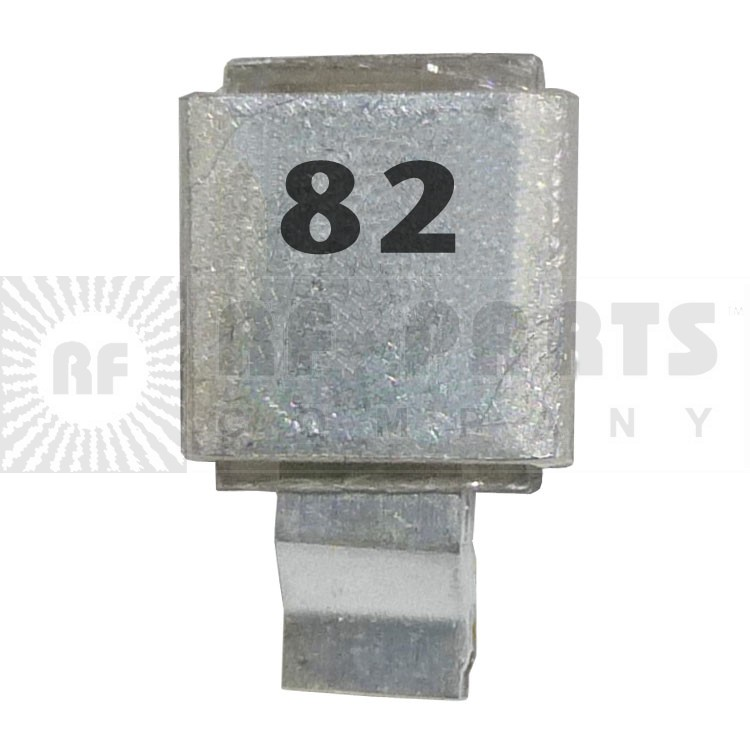 J602-82 Capacitor 82pf unelco