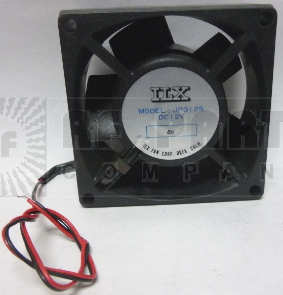 JP3125 DC cooling fan 12vdc ilx