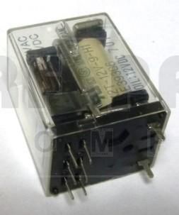 K2T-12V-9 Relay, dpdt 12vdc pcb