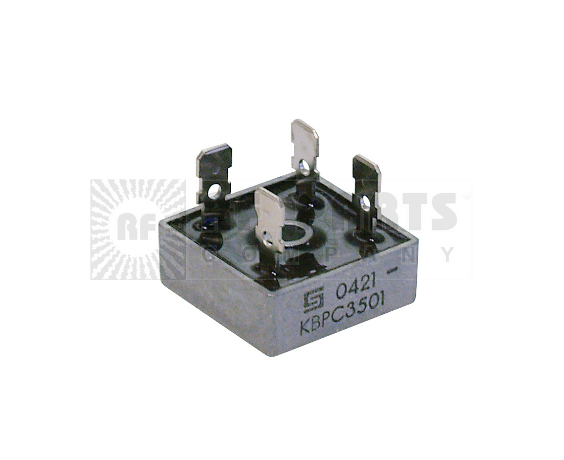 KBPC5010-SSI Rectifier, bridge 50 amp 1kv