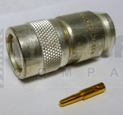 KD-59-119  Type-C Male Clamp Connector, RG8, RG213, RG214, Kings