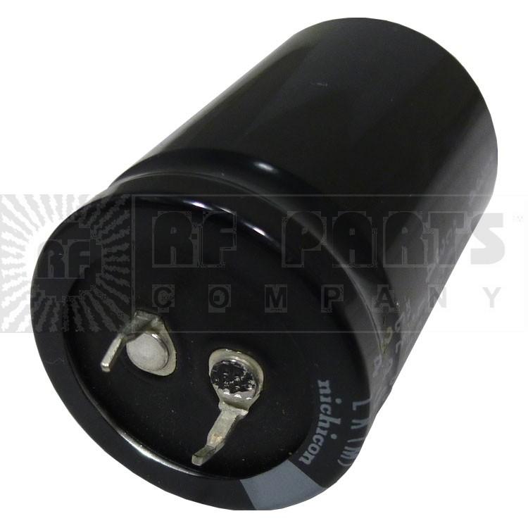 LGQ2G331MHSB Capacitor, snap lock, 330uf 400v, Nich
