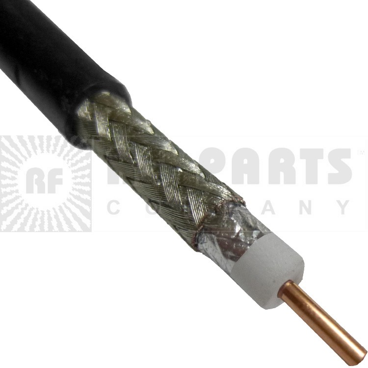 LMR240DB Coax Cable, Direct Buriel, Times Microwave