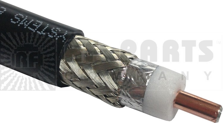 LMR600FR Coax Cable, Fire Retardant, Times