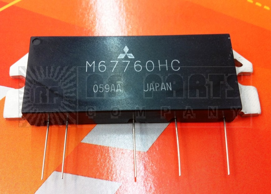 M67760HC Module, Mitsubishi