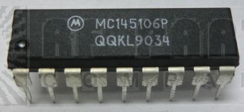 MC145106P Pll/audio
