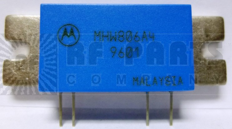 MHW806A4 Module, Motorola (Sub for MHW812A3-See Notes)