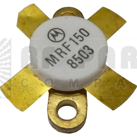 MRF150-MOT Transister, RF Power FET, 150W, to 150MHz, 50V, Motorola