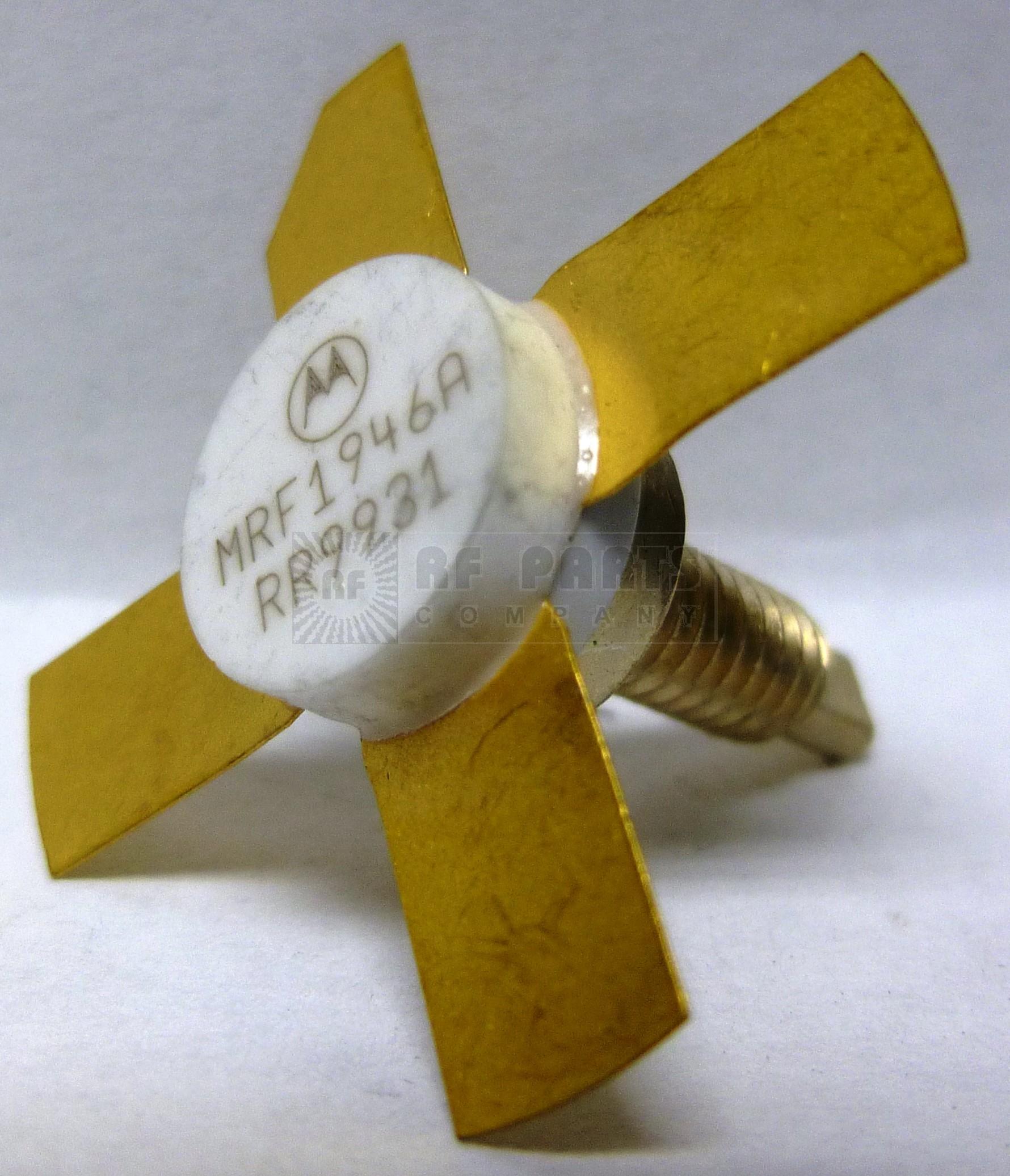 MRF1946A Transistor, Motorola Transistor, 12 volt stud mt