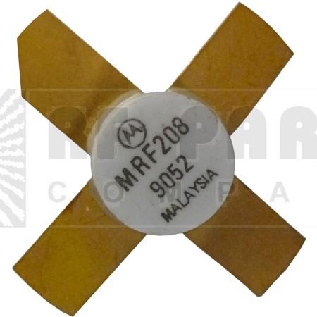 MRF208 Transistor, 12 volt, Motorola