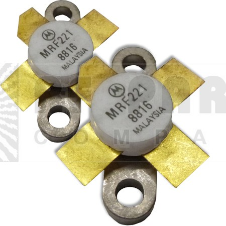 MRF221MP Transistor, 12 volt, mpair