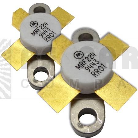 MRF224MP Transistor, 12 volt, mpair