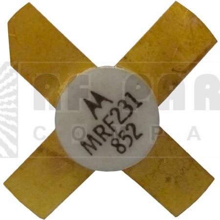 MRF231 Transistor, 12 volt, Motorola