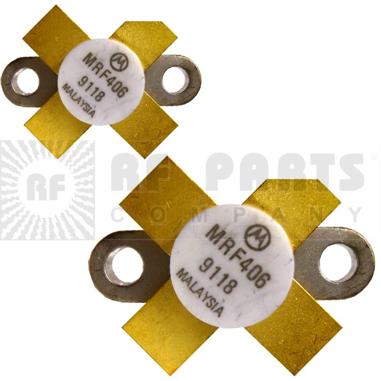 MRF406MP Transistor, Matched Pair, Motorola