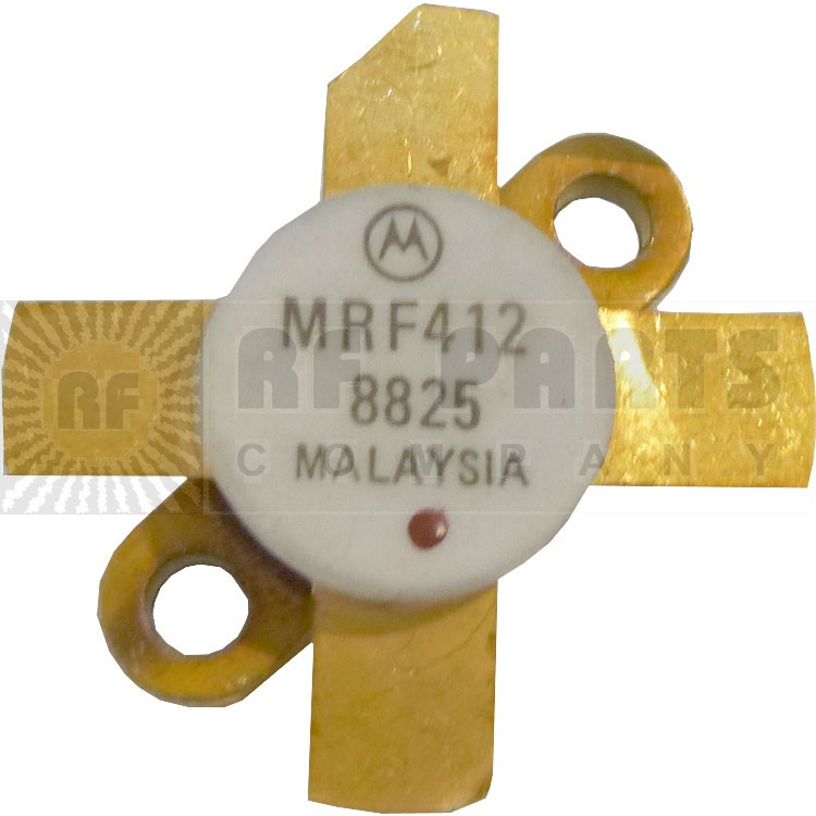 MRF412 Transistor, 12 volt low beta