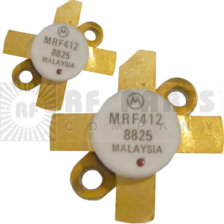 MRF412MP Transistor, 12 volt