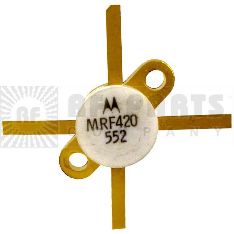 MRF420 Transistor, 12 volt, Motorola