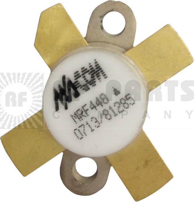 MRF448-MA  Transistor, M/A-COM, 250 watt, 50v