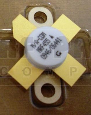 MRF455-MA NPN Silicon Power Transistor, 60 W, 30 MHz, 12.5 V, M/A-COM