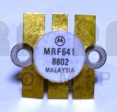 MRF641-MOT Transistor, Motorola