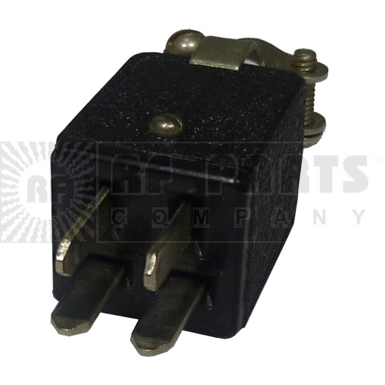 P304CCT 4 Pin Cinch Plug Connector (Jones)