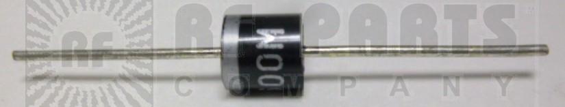 P600M Rectifier Diode, 6 amp, 1000 volt