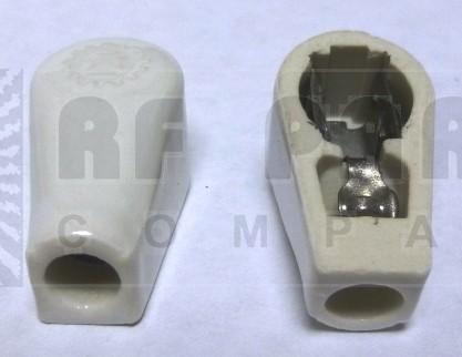 """PC509 Plate cap, 1/4"""" for EL509 / EL519 / 6KG6"""