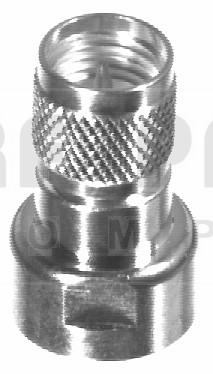 PT4000-002 Mini-UHF Male Unidapt Connector
