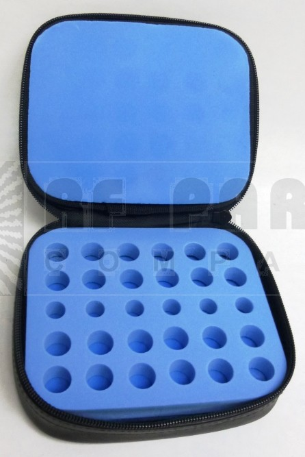 PT4024-BL6  Replacement Unidapt Adapter Case for RFA4024, Blank with Foam Insert.