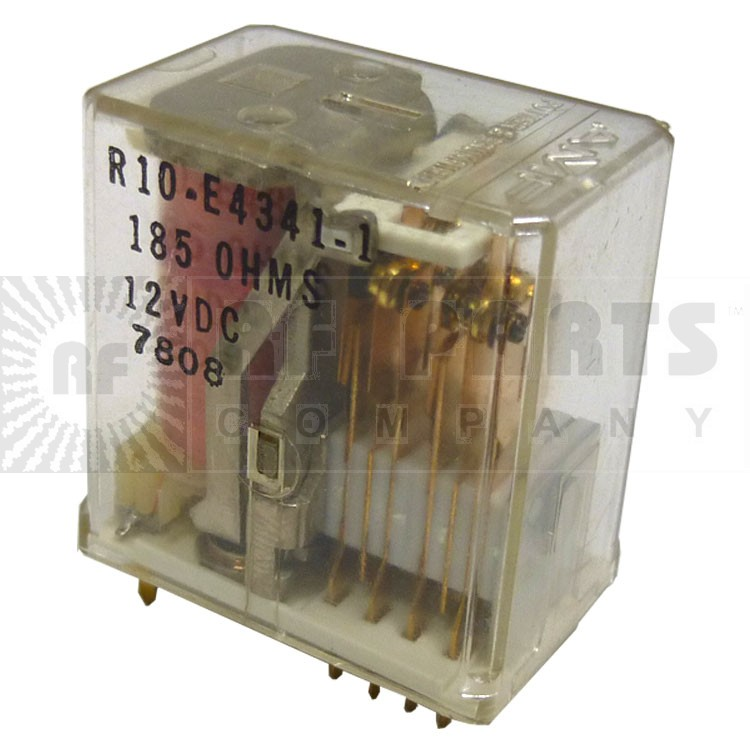 R10E4341-1 Relay, 3pdt palomar
