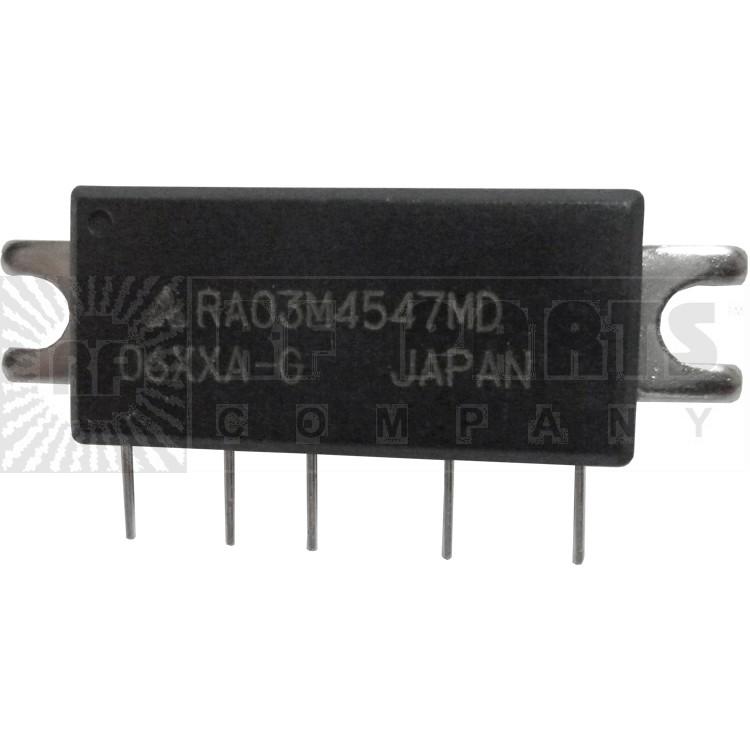 RA03M4547MD RF Module, 450-470 MHz, 2 Watt, 7.2v
