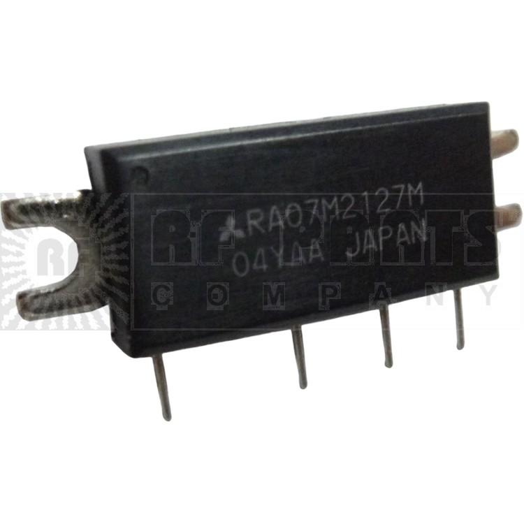 RA07M2127M RF Module, 215-270 MHz, 7 Watt, 7.2v