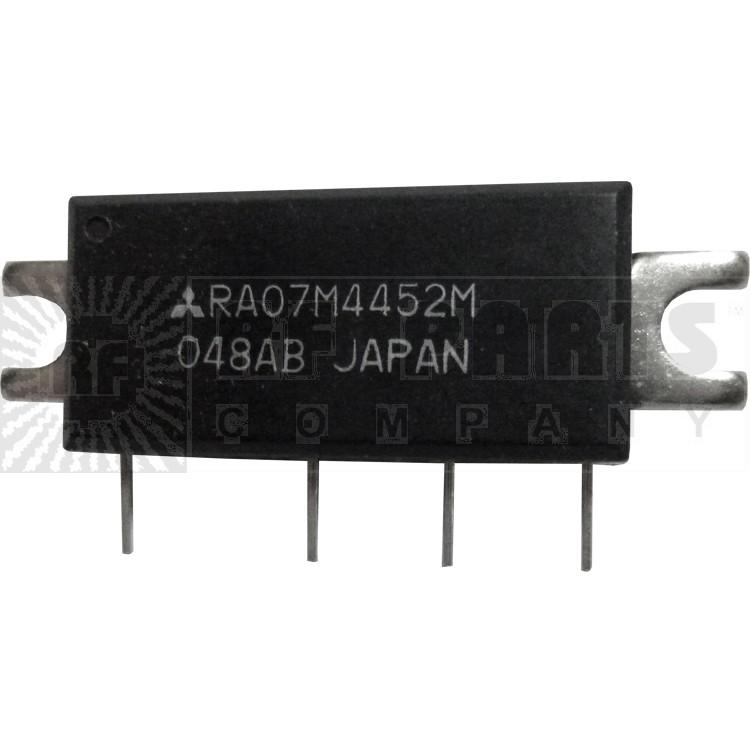 RA07M4452M RF Module, 440-520 MHz, 7 Watt, 7.2v