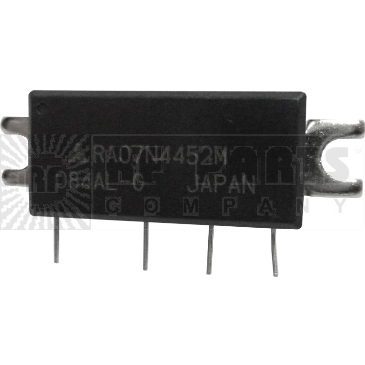 RA07N4452M RF Module, 440-520 MHz, 7 Watt, 9.6v